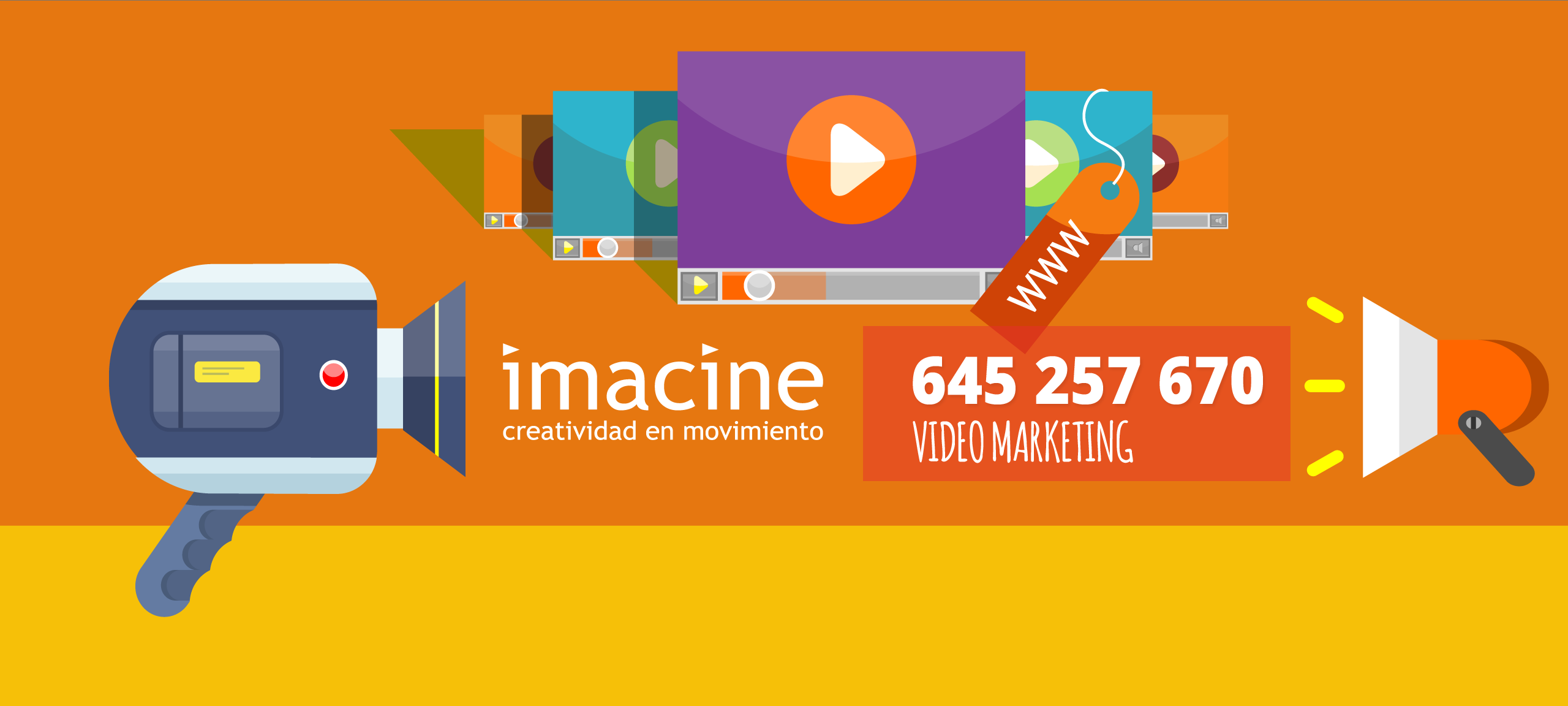 Video Marketing Madrid Imacine