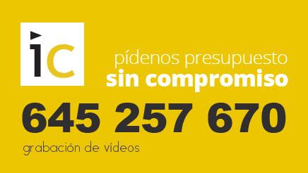 Imacine - Grabación de vídeos en Madrid